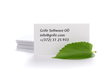 Grifir Software OÜ